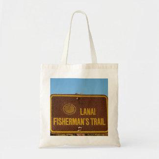 Lani Fisherman's Trail tote Canvas Bag