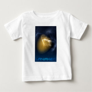 Laniakea - Our Local Supercluster Baby T-Shirt