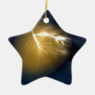 Laniakea - Our Local Supercluster Christmas Ornament