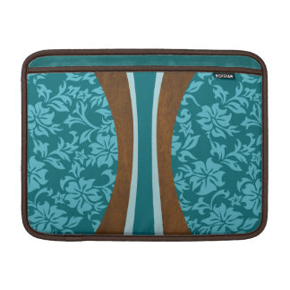 Laniakea Surfboard Hawaiian Rickshaw MacBook Case