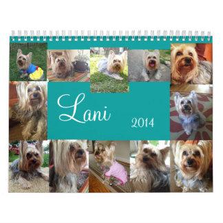 Lanis 2014 Calendar