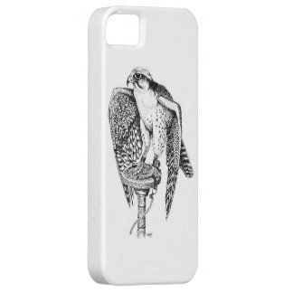 Lanner Falcon I phone case
