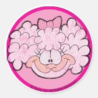 Lanolin the Lamb Stickers