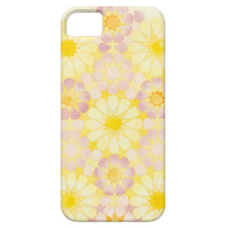 'Lantana' Islamic geometry phone cover