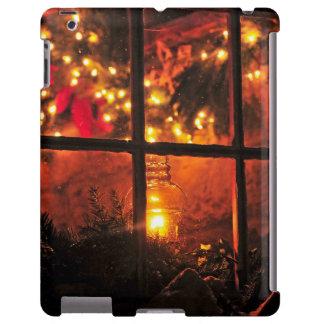 Lantern at Night iPad Case