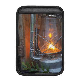 Lantern At Plains Camp, Kruger National Park iPad Mini Sleeve