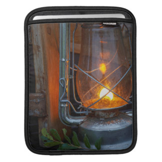Lantern At Plains Camp, Kruger National Park iPad Sleeve
