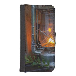 Lantern At Plains Camp, Kruger National Park iPhone SE/5/5s Wallet Case