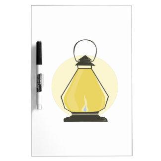 Lantern Dry Erase Boards