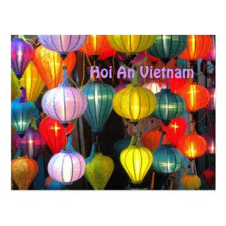 Lantern Festival Hoi An Vietnam Postcard