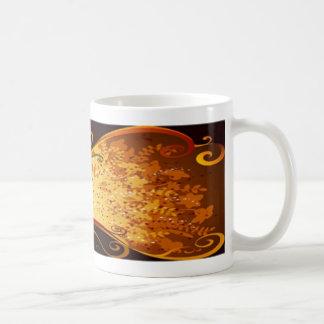Lantern! Basic White Mug