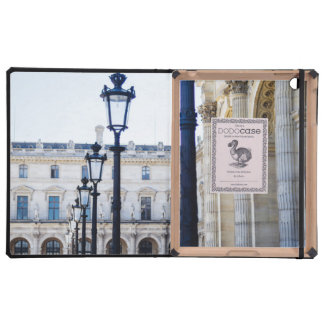 Lanterns, Lamp Posts in Paris, France iPad Case