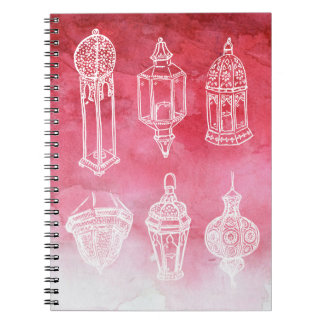 Lanterns Notebooks
