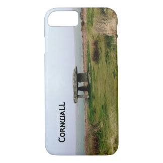 Lanyon Quoit Standing Stones Cornwall England iPhone 7 Case