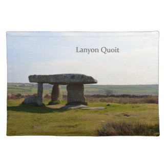 Lanyon Quoit Standing Stones Cornwall England Placemat