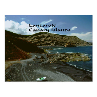 Lanzarote Canary Islands Postcard