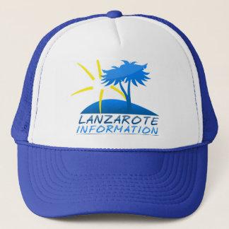 Lanzarote Info Baseball Hat