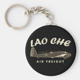 LAO-CHE air freight2 Keychains