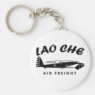 LAO-CHE air freighta Keychains