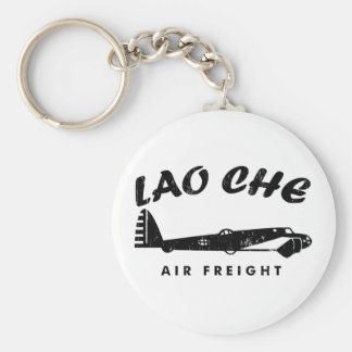 LAO-CHE air freightb Keychain