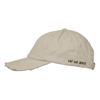 Lao Che Skate Hat Embroidered Baseball Cap