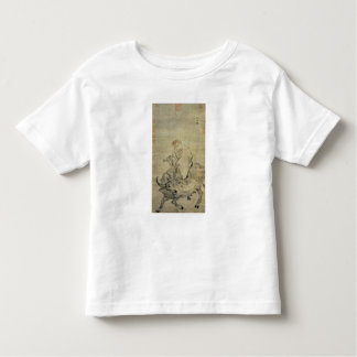 Lao-tzu  riding his ox, Chinese, Ming Dynasty Toddler T-Shirt