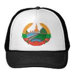 Laos Coat of Arms Hats