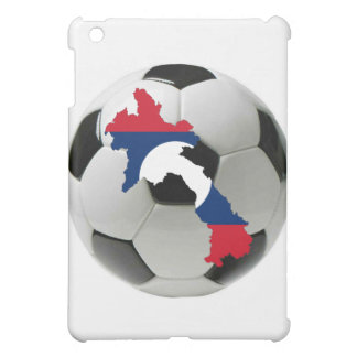 Laos football soccer case for the iPad mini