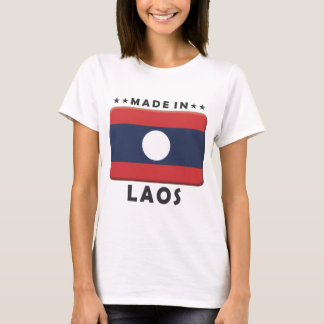 Laos Made T-Shirt