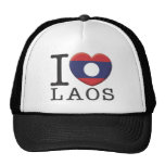 Laos Mesh Hats