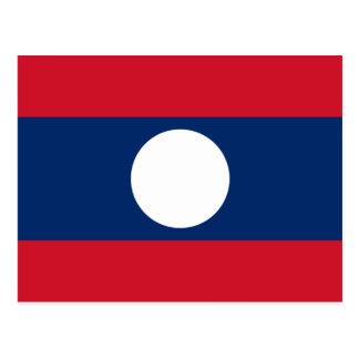 laos postcard