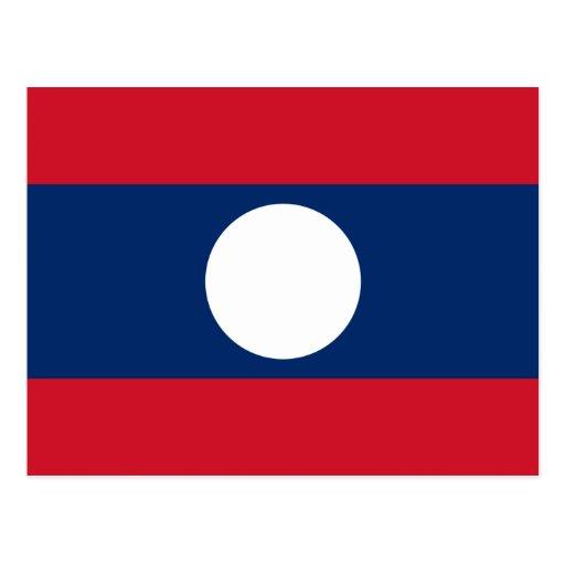 laos postcards