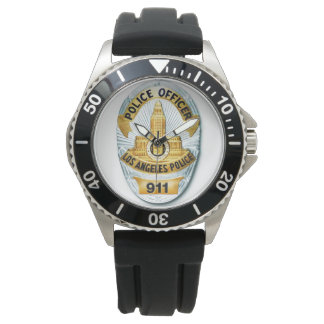 LAPD Badge Watch
