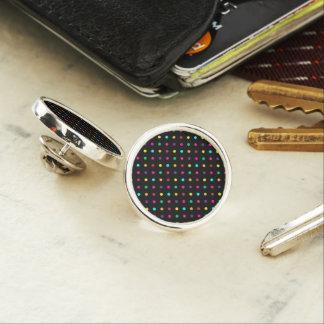 Lapel Pin Polka Dot