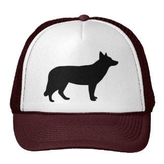 Lapinporokoira (Lapponian Herder) Trucker Hats
