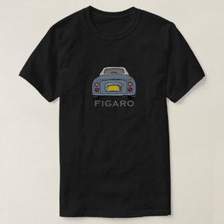 Lapis Grey Nissan Figaro Car Cartoon T-Shirt