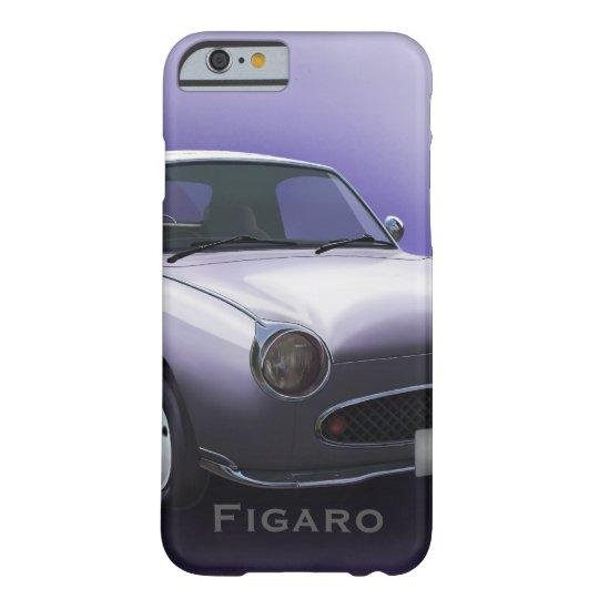 Lapis Grey Nissan Figaro Customised iPhone 6 Case