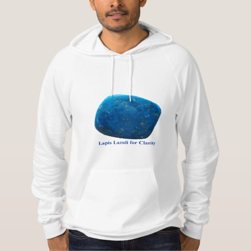 Lapis Lazuli for Clarity Hoodie