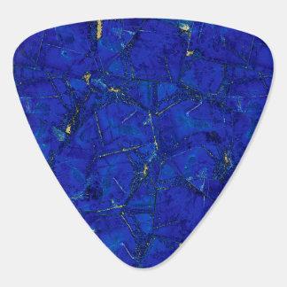 Lapis Lazuli Guitar Pick