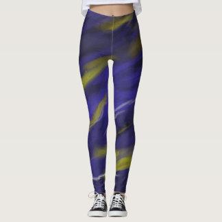 Lapis Lazuli Leggings