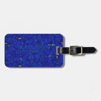 Lapis Lazuli Luggage Tag