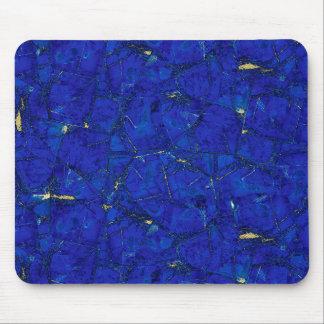 Lapis Lazuli Mouse Pad