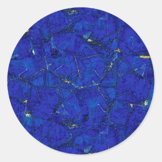 Lapis Lazuli Stickers