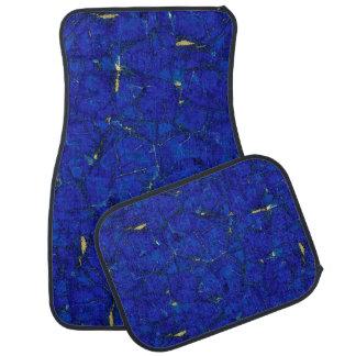 Lapis Lazuli Car Mat