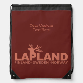 LAPLAND custom color bag