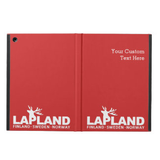 LAPLAND custom color cases