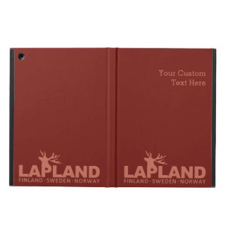 LAPLAND custom color cases Cover For iPad Air