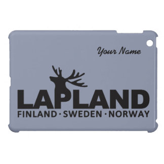 LAPLAND custom color cases Cover For The iPad Mini