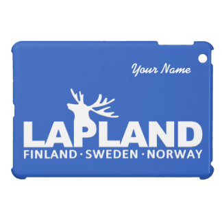LAPLAND custom color cases iPad Mini Cases