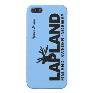 LAPLAND custom color cases iPhone 5/5S Cover